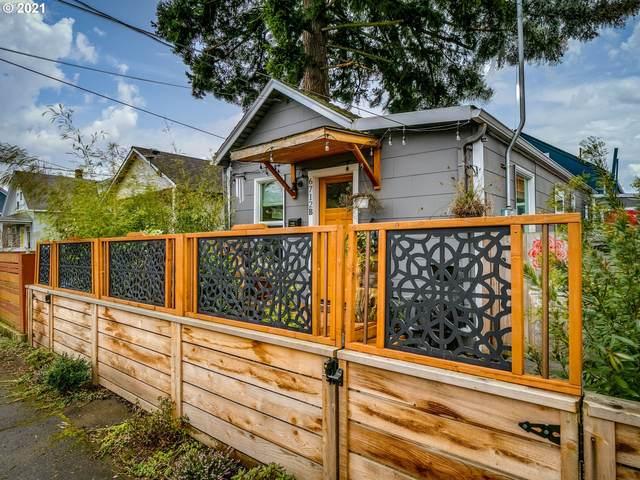 6712 SE Pardee St, Portland, OR 97206 (MLS #21144970) :: Lux Properties