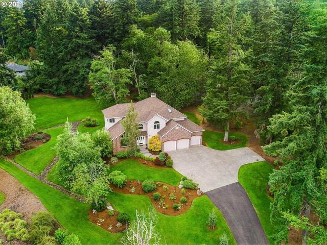 16888 SE Wooded Heights Dr, Happy Valley, OR 97086 (MLS #21145001) :: Keller Williams Portland Central