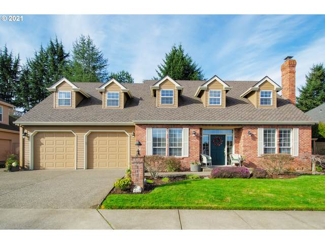 31153 SW Country View Ln, Wilsonville, OR 97070 (MLS #21145034) :: Premiere Property Group LLC