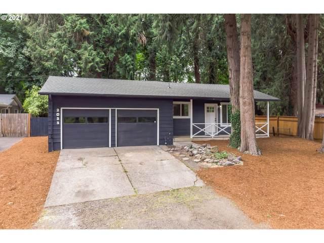 2055 SW Mossy Brae Rd, West Linn, OR 97068 (MLS #21145092) :: Keller Williams Portland Central