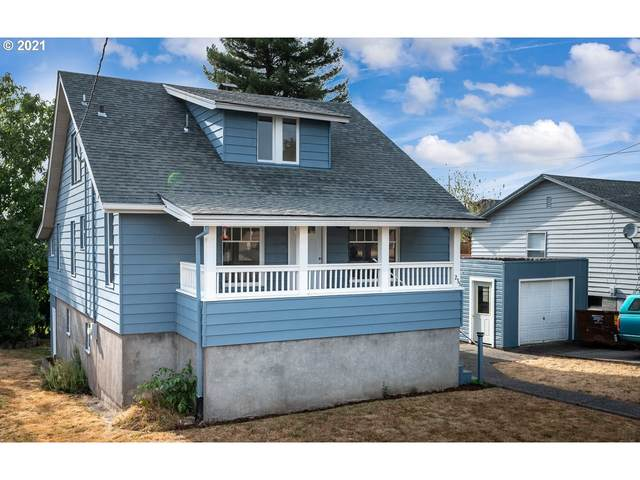 235 S 16TH St, St. Helens, OR 97051 (MLS #21145368) :: McKillion Real Estate Group