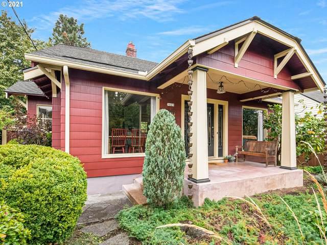 1623 SE Malden St, Portland, OR 97202 (MLS #21145427) :: Song Real Estate