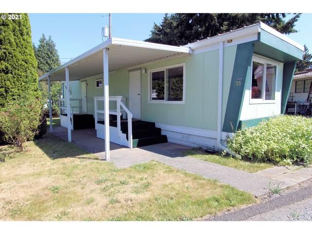 1106 NE 72ND St #55, Vancouver, WA 98665 (MLS #21145728) :: Cano Real Estate