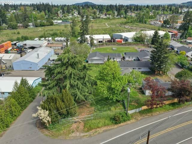 7605 SE Johnson Creek Blvd, Portland, OR 97206 (MLS #21145802) :: Fox Real Estate Group