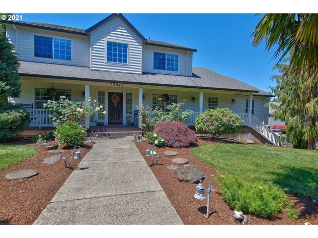 13515 SE Mountain Gate Rd, Happy Valley, OR 97086 (MLS #21146000) :: Fox Real Estate Group