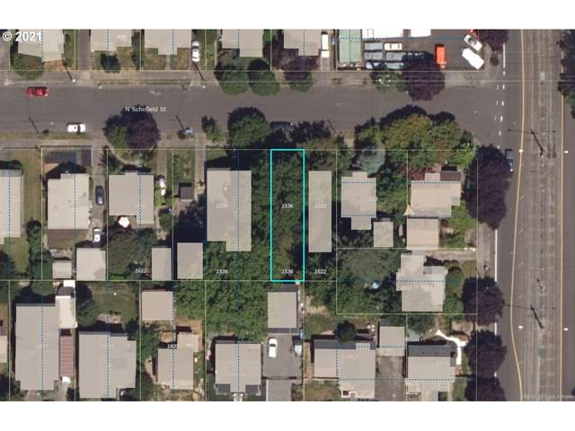 1536 N Schofield St, Portland, OR 97217 (MLS #21146551) :: Townsend Jarvis Group Real Estate