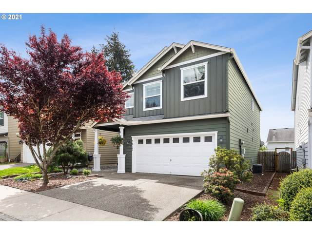 5612 L St, Washougal, WA 98671 (MLS #21146802) :: The Haas Real Estate Team