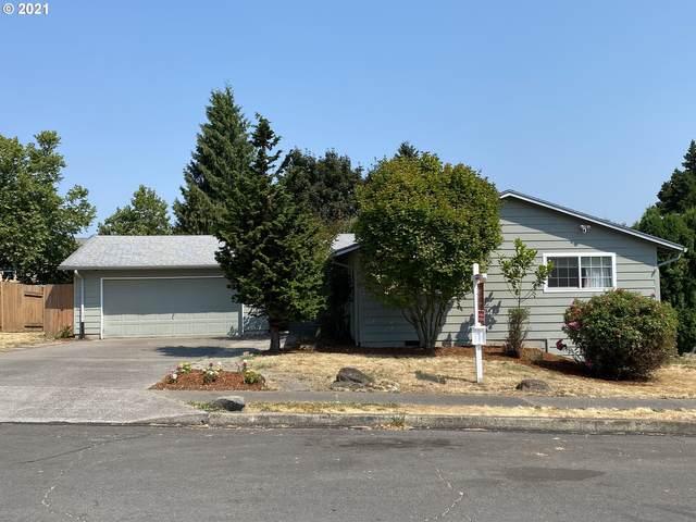 3251 SW 18TH Ct, Gresham, OR 97080 (MLS #21146928) :: Premiere Property Group LLC