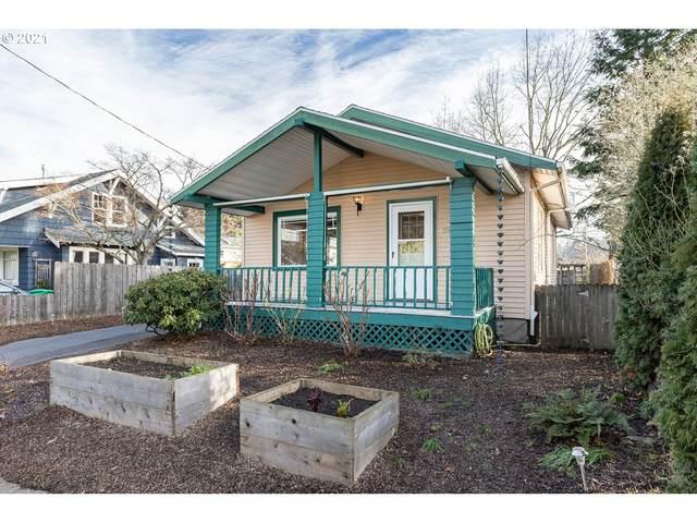 3412 NE 74TH Ave, Portland, OR 97213 (MLS #21146983) :: Coho Realty