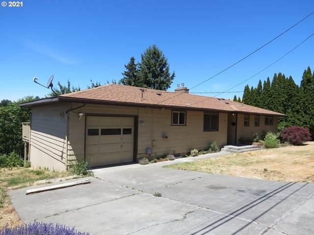 819 NW 5TH St, Pendleton, OR 97801 (MLS #21147186) :: McKillion Real Estate Group