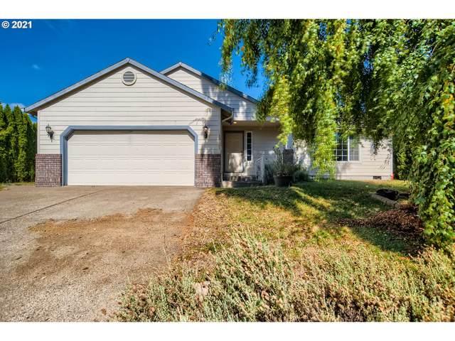 13101 SE Almond Ct, Clackamas, OR 97015 (MLS #21147225) :: Lux Properties