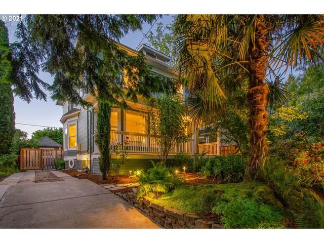 67 NE Monroe St, Portland, OR 97212 (MLS #21147301) :: McKillion Real Estate Group