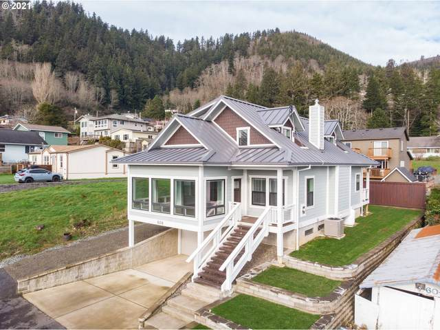 606 Driftwood Ave, Garibaldi, OR 97118 (MLS #21147318) :: Stellar Realty Northwest