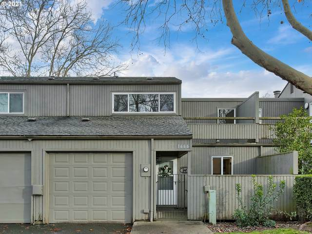 1666 NW Eastbrook Ct #433, Beaverton, OR 97006 (MLS #21147624) :: Next Home Realty Connection