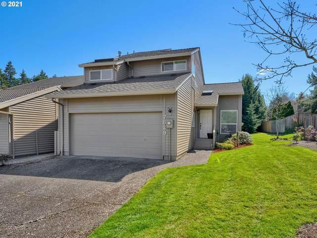 7829 SW Raintree Dr, Beaverton, OR 97008 (MLS #21148115) :: Song Real Estate