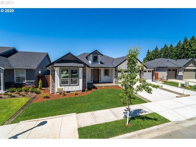 102 NE 28th St, Battle Ground, WA 98604 (MLS #21148235) :: Next Home Realty Connection