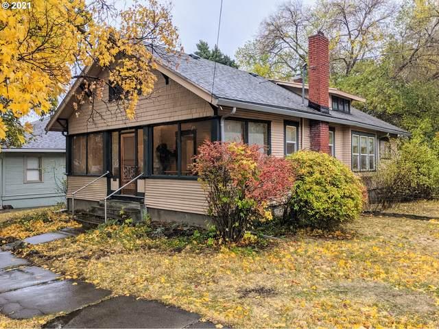 802 N Ave, La Grande, OR 97850 (MLS #21148275) :: Brantley Christianson Real Estate