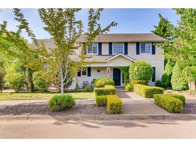 423 W Hazelnut Dr, Newberg, OR 97132 (MLS #21148348) :: Fox Real Estate Group