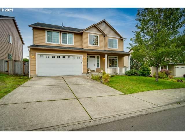 5134 P St, Washougal, WA 98671 (MLS #21148589) :: Oregon Farm & Home Brokers