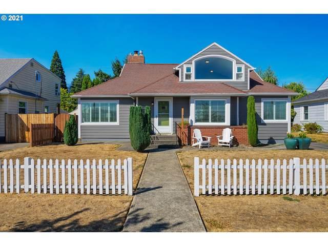 4705 N Willamette Blvd, Portland, OR 97203 (MLS #21148672) :: Tim Shannon Realty, Inc.