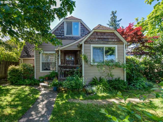 860 W 19TH Ave, Eugene, OR 97402 (MLS #21148858) :: Song Real Estate