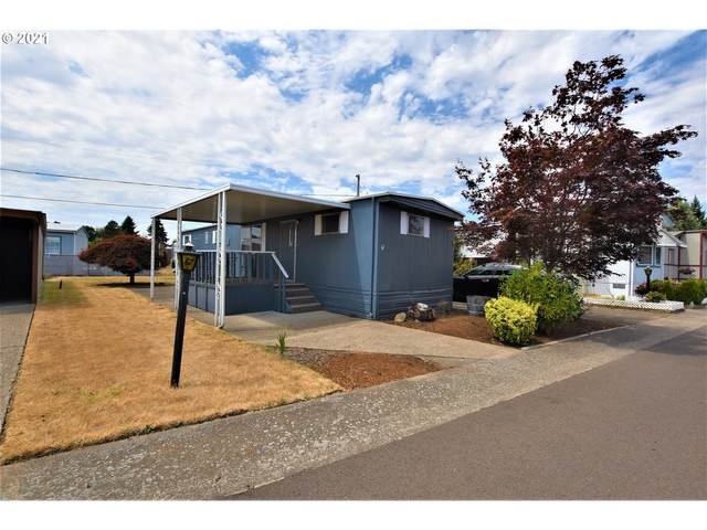 501 Division Ave #67, Eugene, OR 97404 (MLS #21148973) :: Premiere Property Group LLC