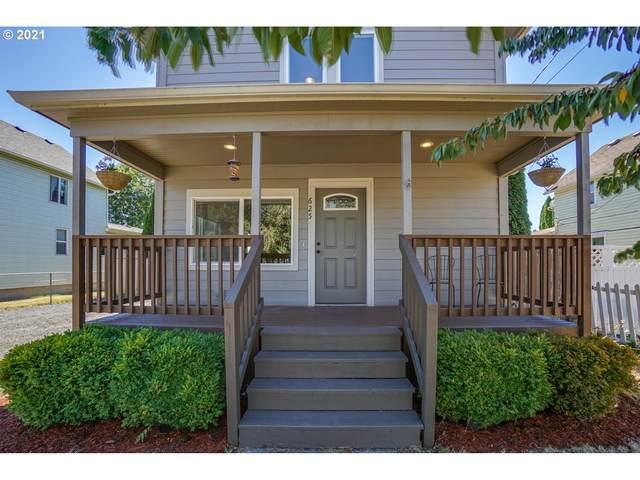 625 Bozarth Ave, Woodland, WA 98674 (MLS #21149124) :: Tim Shannon Realty, Inc.