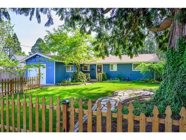 2670 Maple Ave NE, Salem, OR 97301 (MLS #21149324) :: Brantley Christianson Real Estate