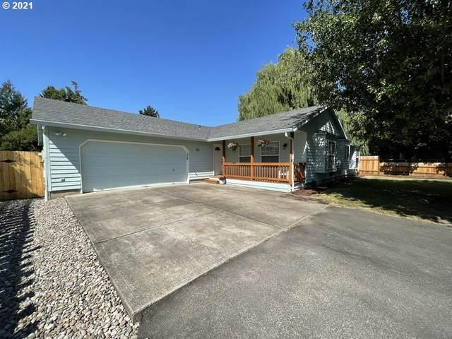 1310 N College St, Newberg, OR 97132 (MLS #21149552) :: Holdhusen Real Estate Group