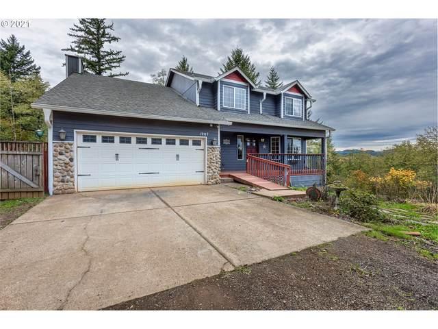 1907 NE 359TH Ave, Washougal, WA 98671 (MLS #21149569) :: Song Real Estate