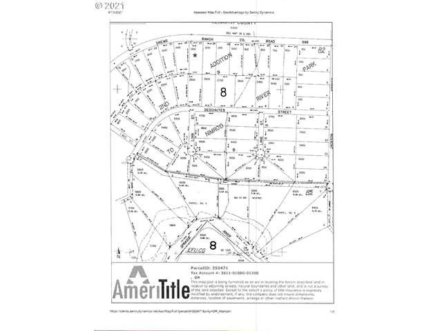 27 Drews Rd, Sprague River, OR 97639 (MLS #21150138) :: Premiere Property Group LLC