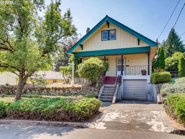 15 NE 85TH Ave, Portland, OR 97220 (MLS #21150201) :: Next Home Realty Connection