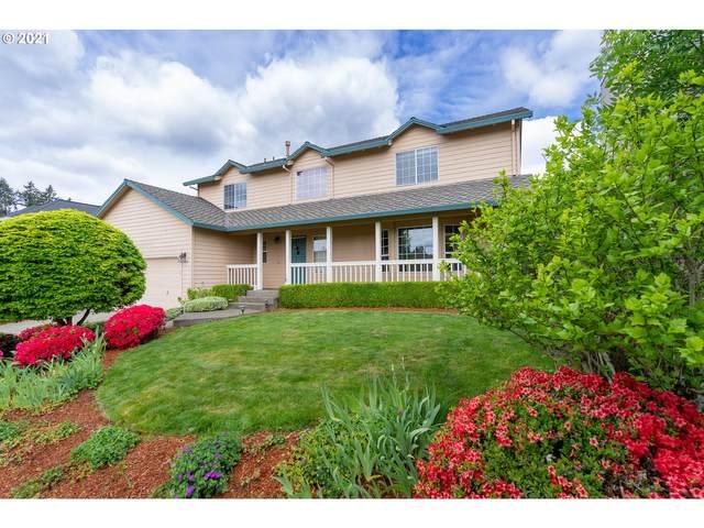 13395 SW Angora Ln, Beaverton, OR 97008 (MLS #21150331) :: Holdhusen Real Estate Group