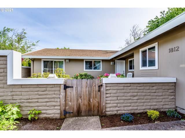 1812 Brittany St, Eugene, OR 97405 (MLS #21150367) :: Song Real Estate