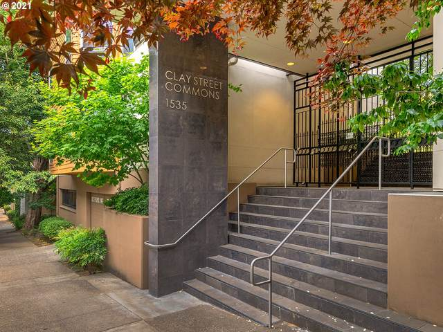 1535 SW Clay St #234, Portland, OR 97201 (MLS #21150383) :: McKillion Real Estate Group