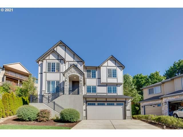3739 NW 19TH Cir, Camas, WA 98607 (MLS #21150593) :: The Haas Real Estate Team