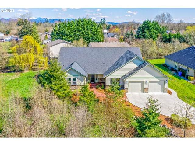 11323 NE 187TH Cir, Battle Ground, WA 98604 (MLS #21150763) :: Brantley Christianson Real Estate