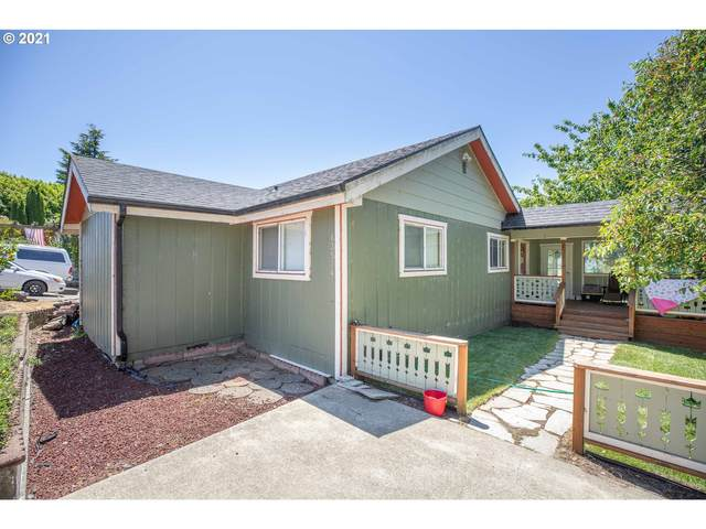 63574 Flanagan Rd, Coos Bay, OR 97420 (MLS #21150786) :: The Pacific Group