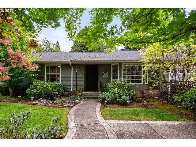 538 NE Birchwood Dr, Hillsboro, OR 97124 (MLS #21150787) :: Keller Williams Portland Central