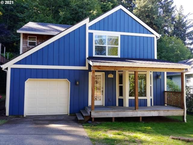 461 Elk Creek Rd, Cannon Beach, OR 97110 (MLS #21150961) :: Premiere Property Group LLC