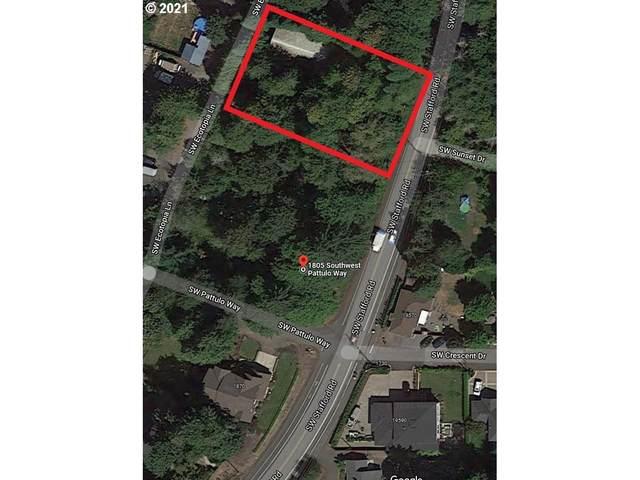 0 SW Ecotopia Ln, West Linn, OR 97068 (MLS #21151210) :: Keller Williams Portland Central