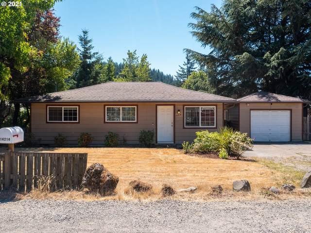 14214 SE Rhone St, Portland, OR 97236 (MLS #21151293) :: McKillion Real Estate Group