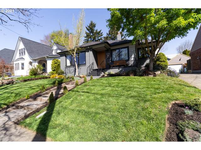 1954 SE 22ND Ave, Portland, OR 97214 (MLS #21151516) :: The Pacific Group