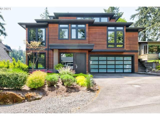 420 Ridgeway Rd, Lake Oswego, OR 97034 (MLS #21151660) :: McKillion Real Estate Group