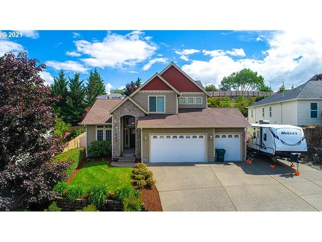 2399 NW Esquire Dr, Roseburg, OR 97471 (MLS #21151751) :: Townsend Jarvis Group Real Estate