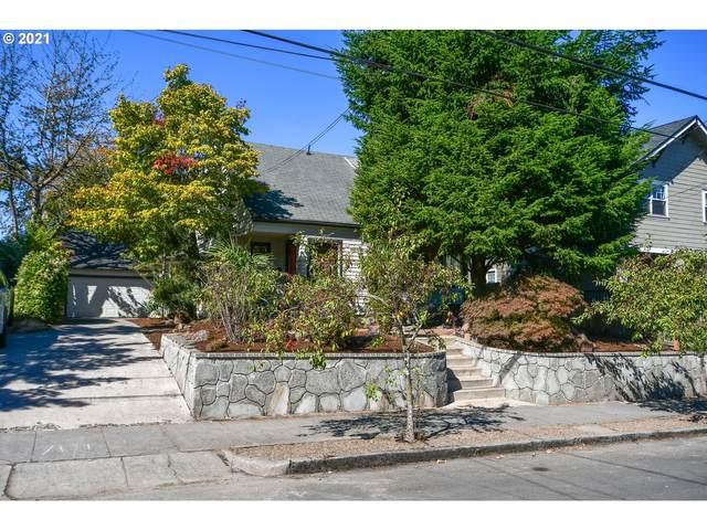 5235 NE 16TH Ave, Portland, OR 97211 (MLS #21151900) :: Lux Properties