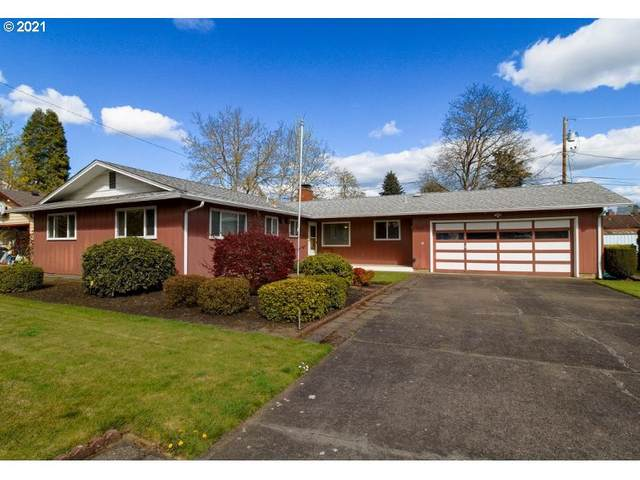 1725 Oak Dr, Eugene, OR 97404 (MLS #21152019) :: Fox Real Estate Group
