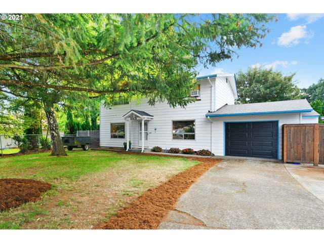 16426 SE Tibbetts St, Portland, OR 97236 (MLS #21152020) :: The Pacific Group