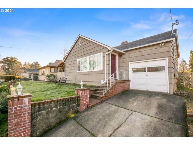 3326 NE Liberty St, Portland, OR 97211 (MLS #21152051) :: Next Home Realty Connection