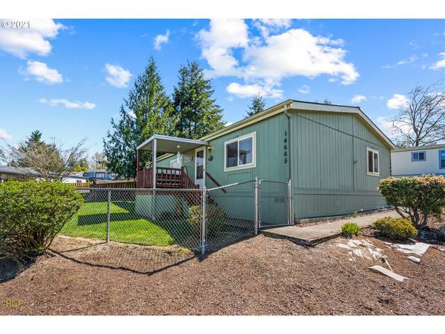 14665 S Plum Dr #274, Oregon City, OR 97045 (MLS #21152063) :: Next Home Realty Connection